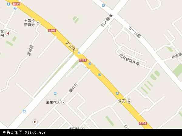大众街高清卫星地图 大众街2017年卫星地图 中国青海省西宁市城东图片