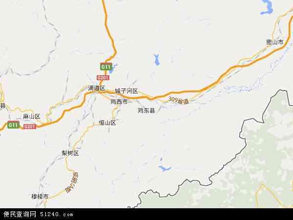 亮子手绘新疆地图