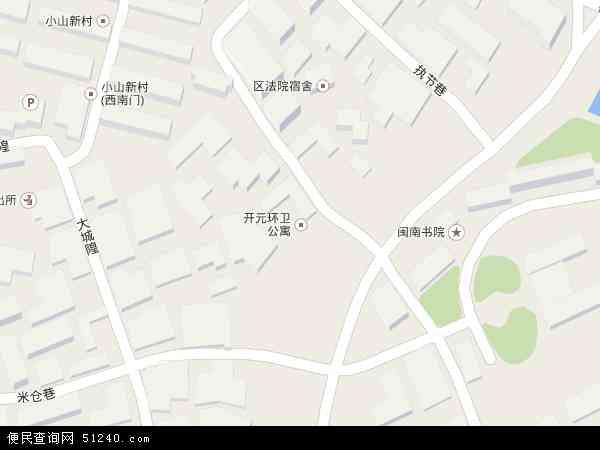 泉州市卫星地图高清版