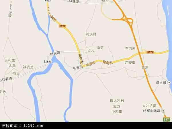 睦洲镇地图 睦洲镇卫星地图 睦洲镇高清航拍地图 睦洲镇高清卫星地图 图片