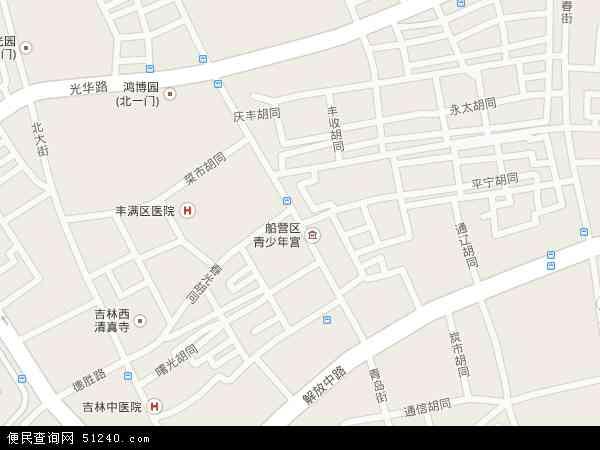 青岛电子地图 - 青岛高清地图