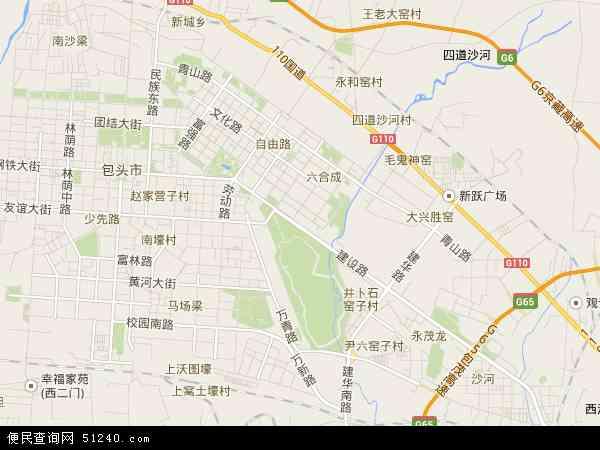 中国内蒙古自治区包头市青山区水手(地图地图)卫星v水手制服情趣图片