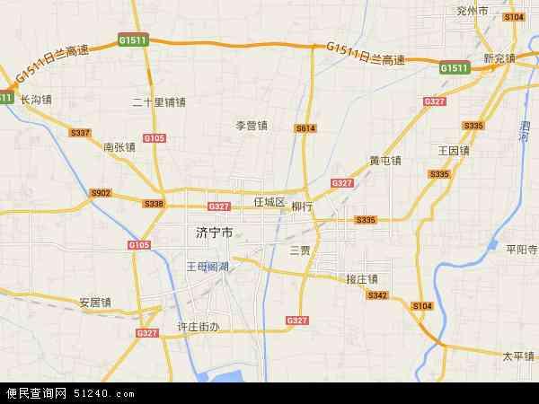 任城区地图 任城区卫星地图 任城区高清航拍地图 任城区高清卫星地图