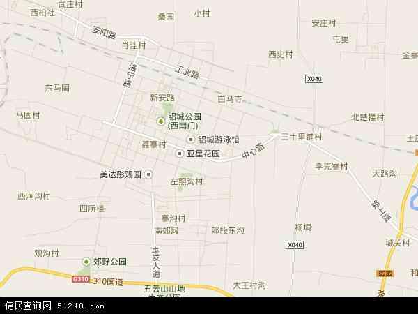 河南省上街区地�_上街区地图-上街区卫星地图-上街区高清航拍地图