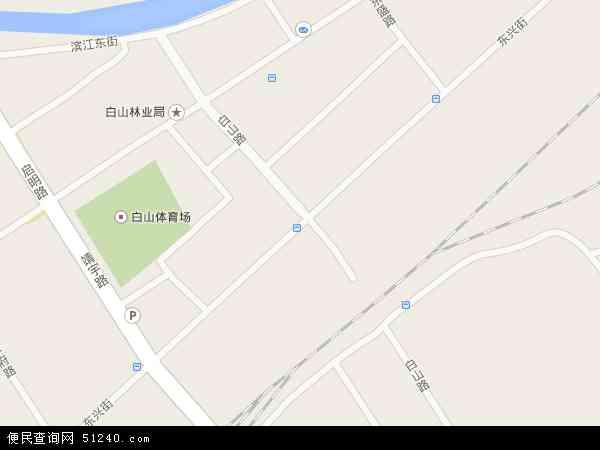 东兴地图 - 东兴卫星地图