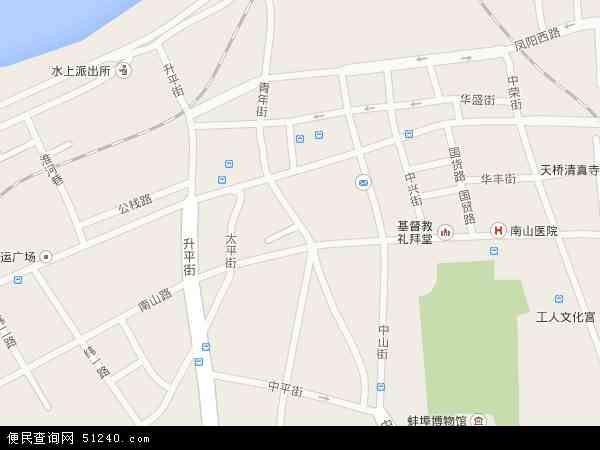最新青年地图,2016青年地图高清版