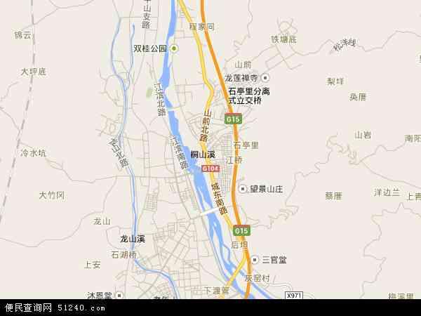 中国福建省宁德市福鼎市山前地图(卫星地图)