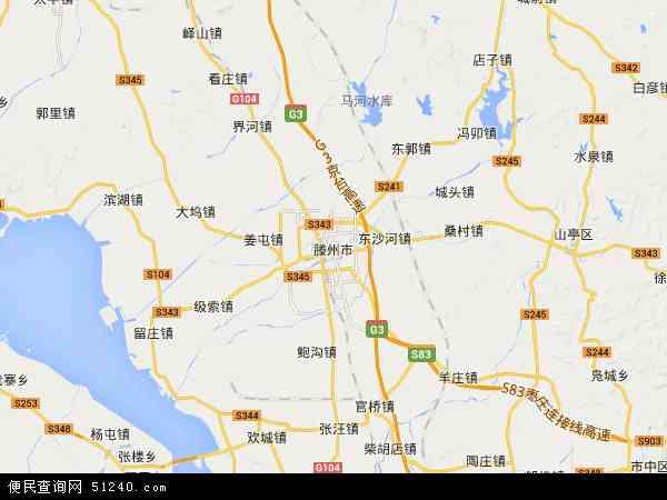 微山县行政地图_微山县地图图片_赵庙地图赵庙电子地图微山