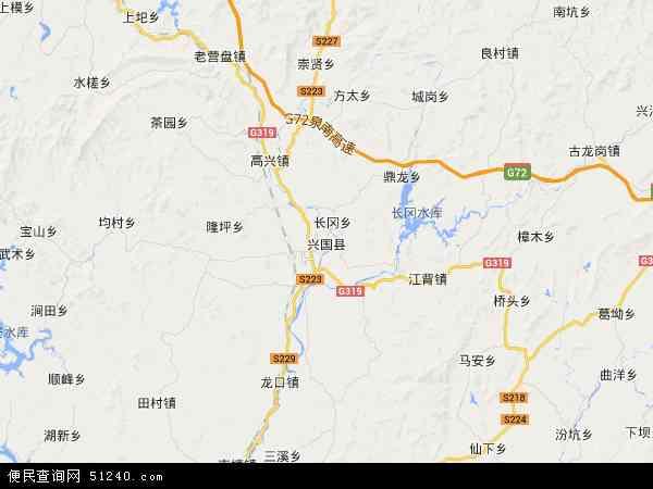 县地图 兴国县卫星地图 兴国县高清航拍地图 兴国县高清卫星地图 兴图片