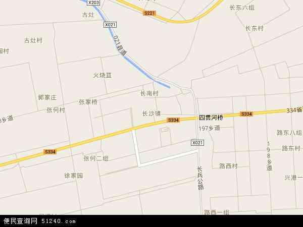 最新如东规划图2018