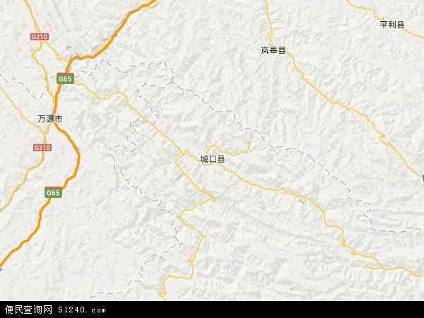 中国 重庆市 > 县 >  城口县  本站收录有:2017城口县卫星地图高清版