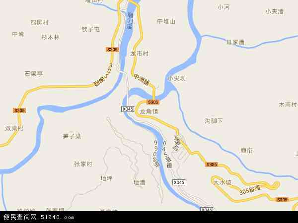中国 重庆市 > 县 >  云阳县 龙角镇  龙角镇卫星地图 本站收录有