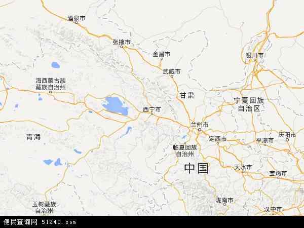 青海省地图 青海省卫星地图 青海省高清航拍地图 青海省高清卫星地图 图片