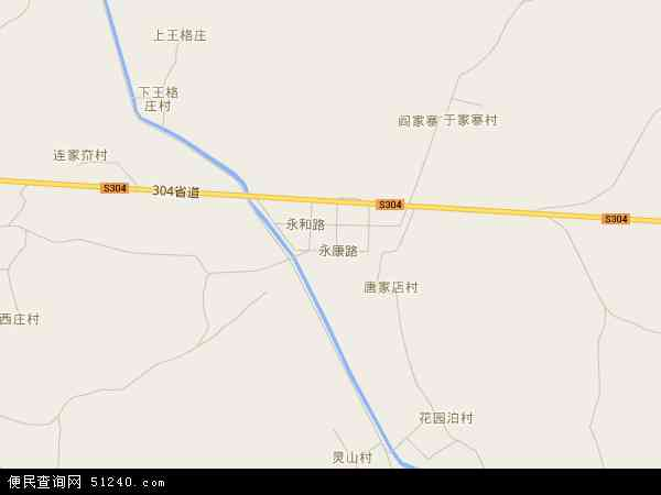 中国山东省烟台市栖霞市寺口镇地图(卫星地图)