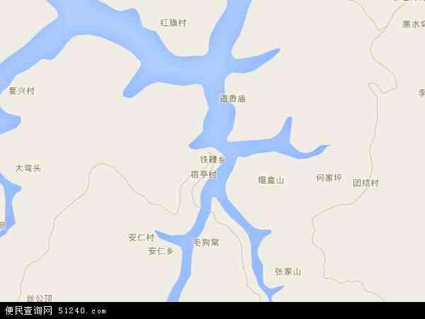 中国 四川省 南充市 南部县 铁鞭乡  铁鞭乡卫星地图 本站收录有:2018