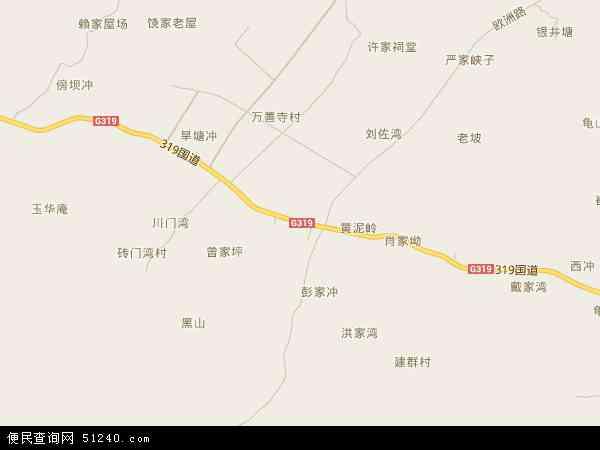 夏铎铺镇电子地图