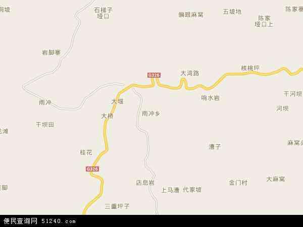 中国 贵州省 毕节市 大方县 雨冲乡  雨冲乡卫星地图 本站收录有:2017