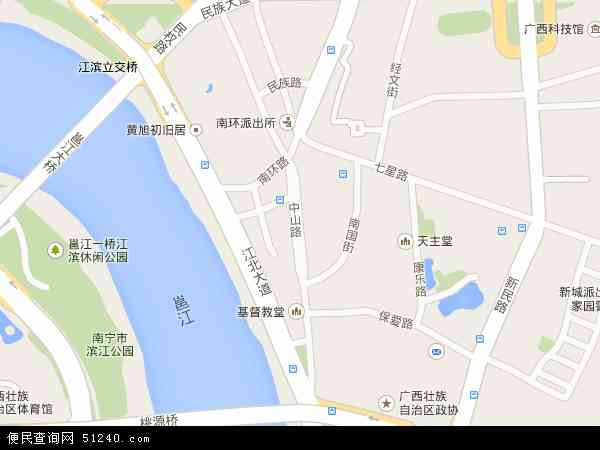 中山高清卫星地图 中山2014年卫星地图 中国广西壮族自治区南宁市