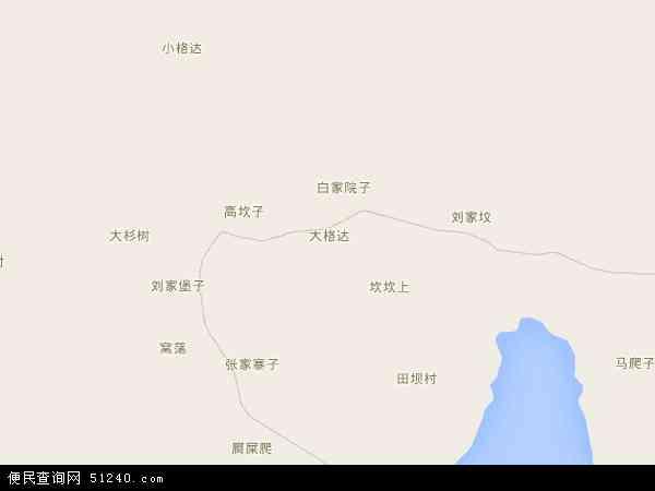 大桥镇地图 - 大桥镇电子地图 - 大桥镇高清地图 - 2019年大桥镇地图