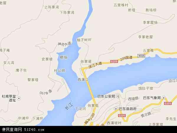 官渡口镇电子地图 - 官渡口镇高清地图