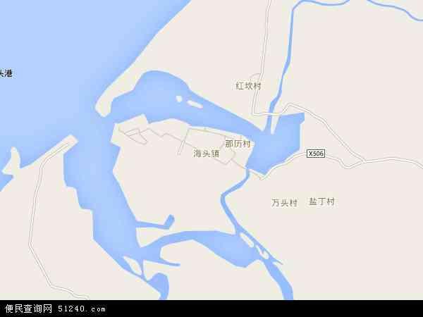 海头镇地图 海头镇卫星地图 海头镇高清航拍地图 海头镇高清卫星地图 图片
