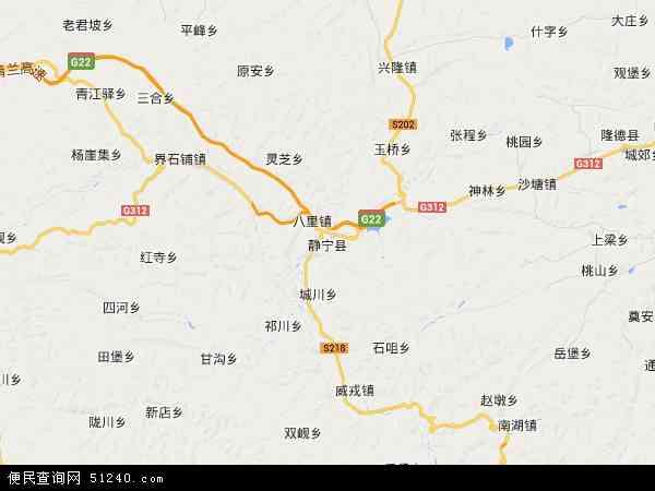 甘肃省地图高清版大图_甘肃省地图全图