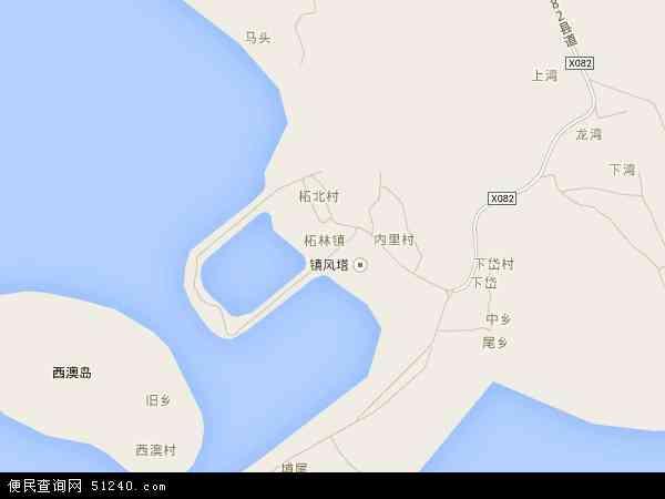 柘林镇高清卫星地图 柘林镇2016年卫星地图 中国广东省潮州市饶平