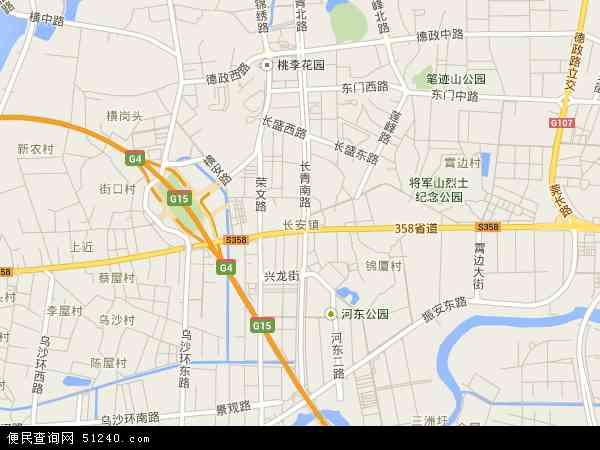 中国 广东省 东莞市 长安镇  长安镇卫星地图 本站收录有:2019长安镇图片