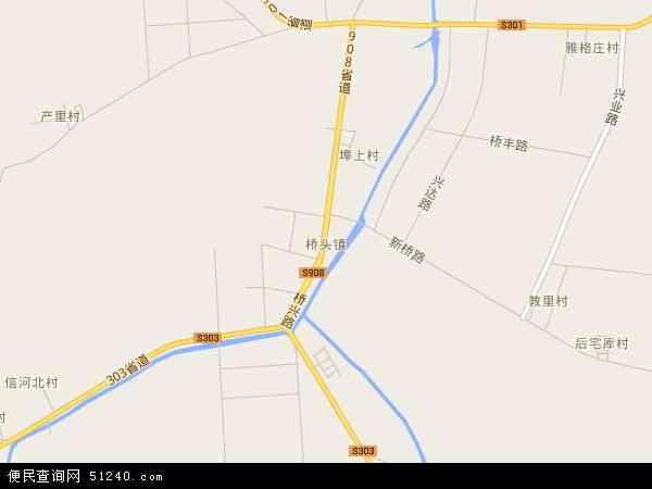 桥头镇高清卫星地图 桥头镇2016年卫星地图 中国山东省威海市环翠