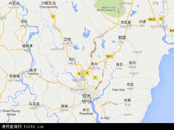 缅甸地图高清电子地图_广东电子地图 广东旅游地图
