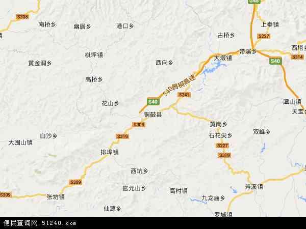 茶山林场地图 - 茶山林场卫星地图