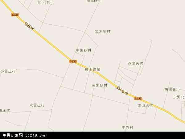 临沂市 沂水县 黄山铺镇  本站收录有:2017黄山铺镇卫星地图高清版