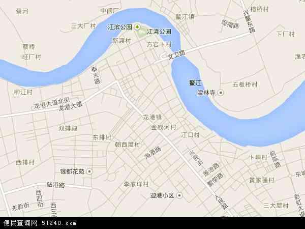 温州苍南龙港地图_龙港镇地图 - 龙港镇卫星地图 - 龙港镇高清航拍地图