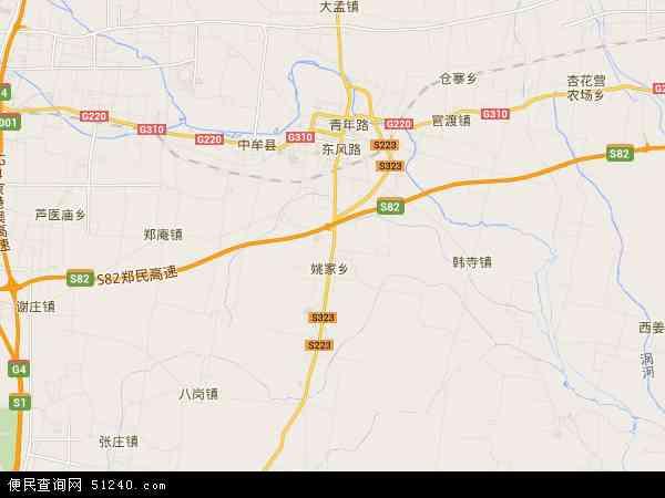 三官庙镇地图 - 三官庙镇卫星地图 - 三官庙镇高