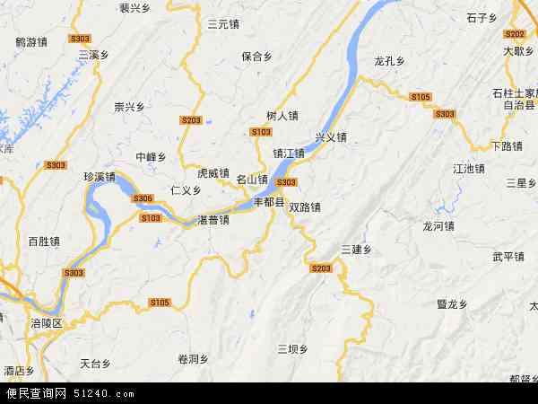兴龙镇地图 - 兴龙镇卫星地图