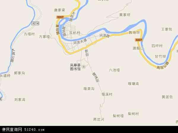 城关镇地图 城关镇卫星地图 城关镇高清航拍地图 城关镇高清卫星地图