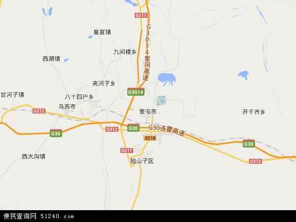 中国新疆维吾尔自治区伊犁哈萨克自治州奎屯市兵团一
