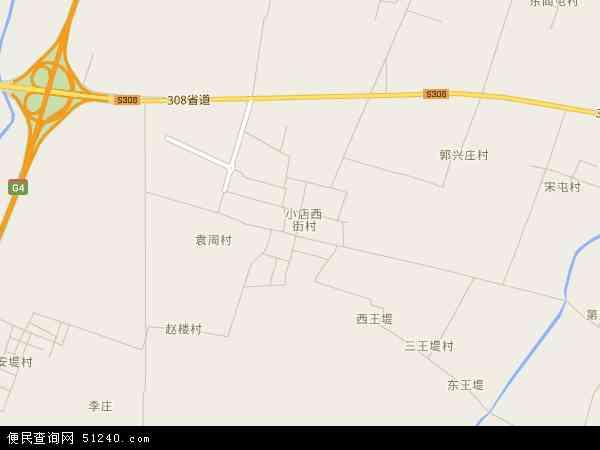 小店工业园区地图 - 小店工业园区电子地图 - 小店工业园区高清地图