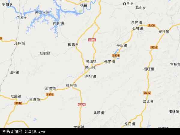 国营华山农场地图 - 国营华山农场卫星地图