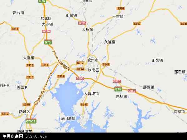 丽光华侨农场地图 - 丽光华侨农场卫星地图