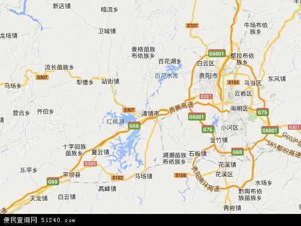 贵阳市地图【相关词_ 贵阳市地图最新版】图片