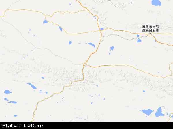 格尔木市地图 格尔木市卫星地图 格尔木市高清航拍地图 格尔木市高清图片