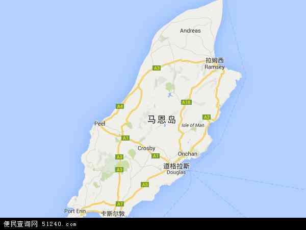手机pt老虎机中奖规律:信誉保证曼岛地图(卫星地图)