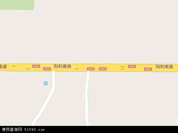 中国广西壮族自治区柳州市鱼峰区阳和地图(卫星地图)