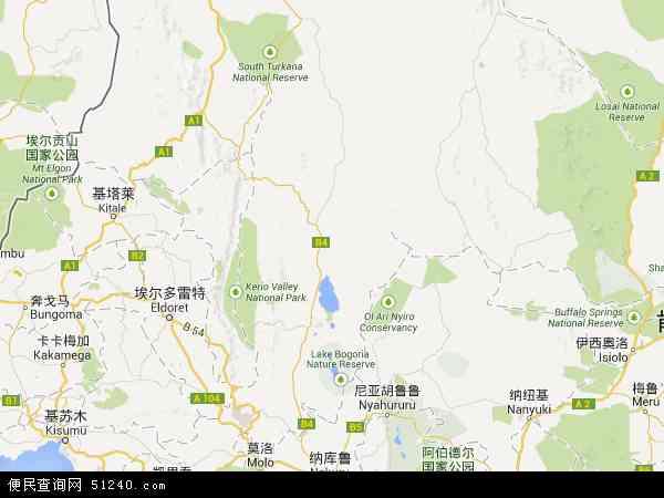 巴林戈地图 - 巴林戈卫星地图
