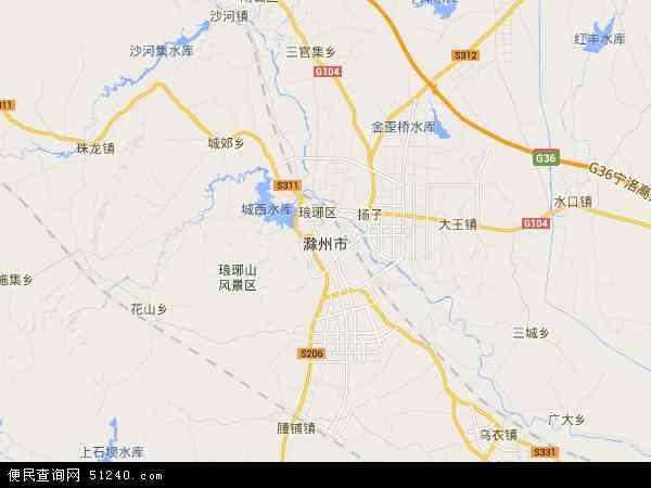 明光市),4县(凤阳县