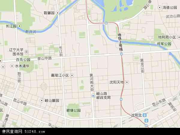 黄河地图 - 黄河电子地图 -