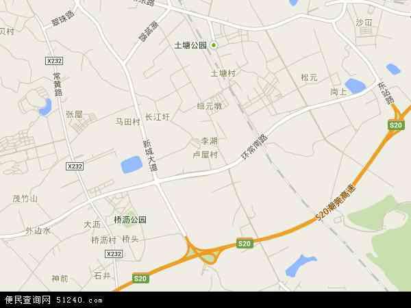 中国 广东省 东莞市 常平镇 卢屋村  卢屋村卫星地图 本站收录有:2017
