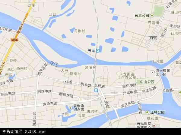 蒲溪村地图 蒲溪村卫星地图 蒲溪村高清航拍地图 蒲溪村高清卫星地图 图片