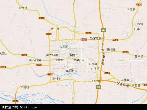 河北邢台市卫星地图_邢台市地图 - 邢台市卫星地图 - 邢台市高清航拍地图